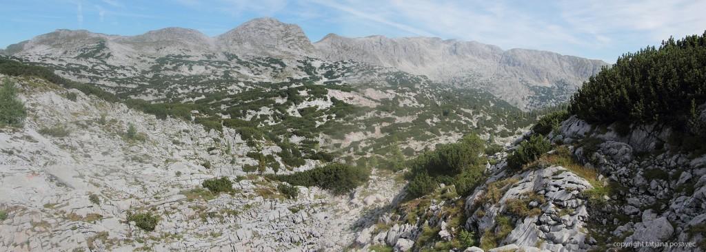 Das nordwestliche Hagengebirge