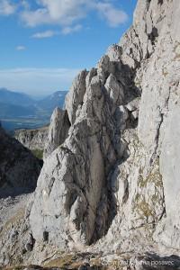 Der Felsen am Mausloch