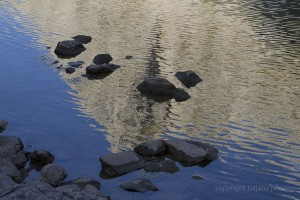 Spiegelungen im Seeleinsee