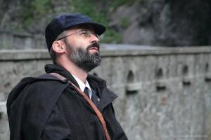 Erwin Dirnberger bei der Viamala Notte