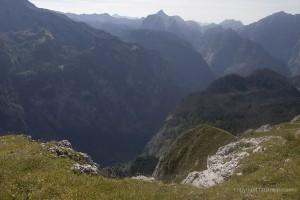 Blick vom Hochsäul auf den Obersee