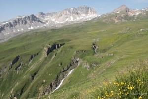Alp Curtginatsch und Alp Anarosa