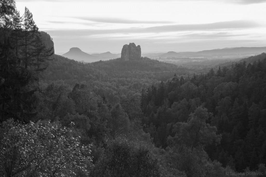 Blick über das Tal auf den Falkenstein
