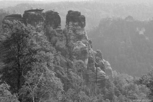 Felsgruppe Kleine Gans