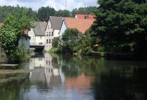 Ortsdurchfahrt Velden