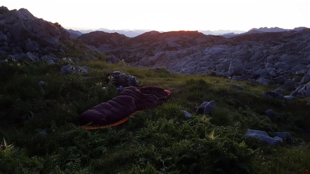 Sonnenaufgang im Kahlersbergnieder