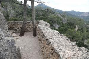 Balkon der Ermita