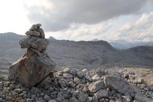 Gipfel des Scharegg