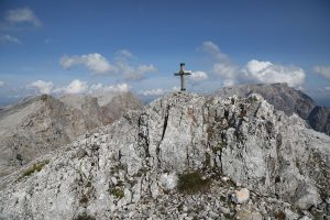 Gipfelkreuz Poneck