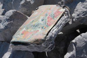 Gipfelbuch am Hochstreif